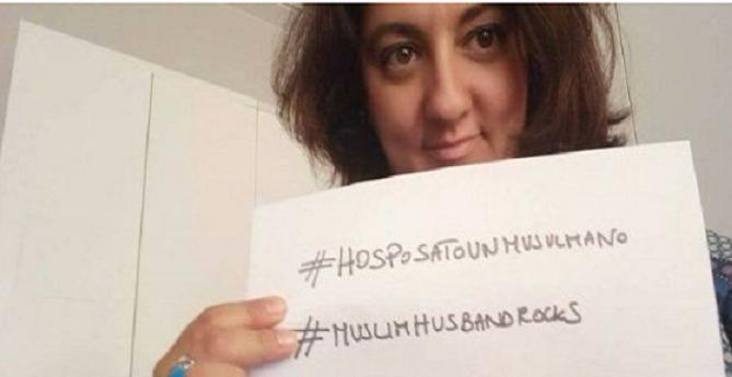 Italie j 39 ai pous un musulman hashtag viral islam for Salon musulman 2017