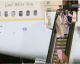Arabie Saoudite : Le Roi Salmane et son escalator bloqué [VIDEO