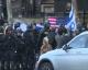 Paris : Manifestation pour la Palestine malgré des perturbateurs israéliens VIDEO