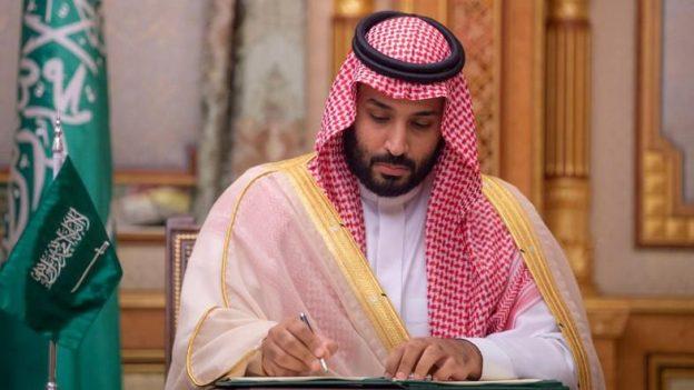 Le prince héritier saoudien envoie ses condol...