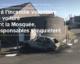 Nantes : Une voiture incendiée volontairement devant la Mosquée, c'est l'inquiétude