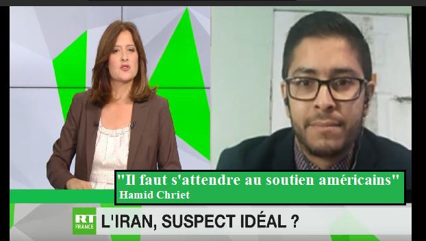 Hamid Chriet revient sur l'escalade entre Saoudiens et iraniens | VIDEO