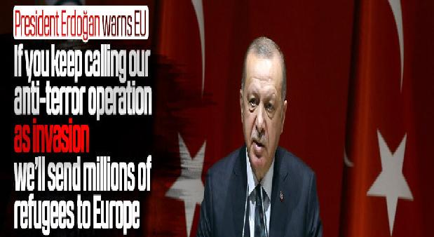La Turquie lance une offensive contre le PKK en Syrie | VIDÉO
