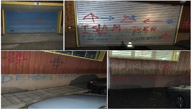 Gap : Un groupe islamophobe s'attaque à une mosquée et promet un attentat