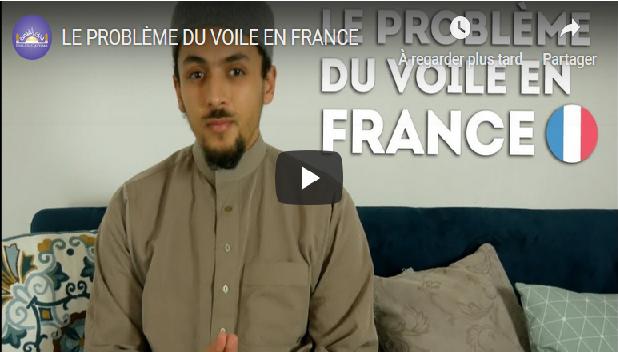 LE PROBLÈME DU VOILE EN FRANCE ! par Mohamed Nadhir
