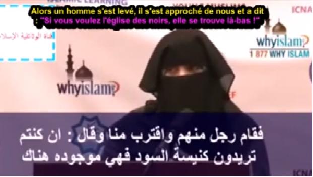 Fille d'un militaire, elle se convertit à l'Islam ! #Vidéo #Emotion