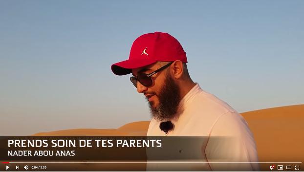 PRENDS SOIN DE TES PARENTS ! de NADER ABOU ANAS