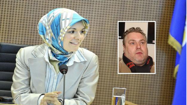 Il insulte la député belge, 10 mois ferme pour cet islamophobe ! #Belgique