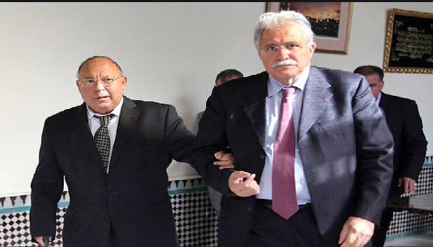 Me Chemes-eddine HAFIZ nouveau Recteur de la Grande Mosquée de Paris après la démission du Dr Dalil Boubakeur