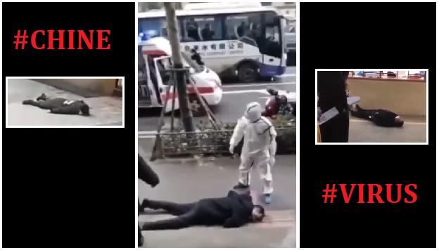 #CHINE #CORONAVIRUS LES IMAGES QUI CHOQUENT ! | VIDÉO