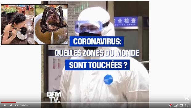 Le coronavirus progresse, des morts, des contaminés et des mises en quarantaines #VIDEOS