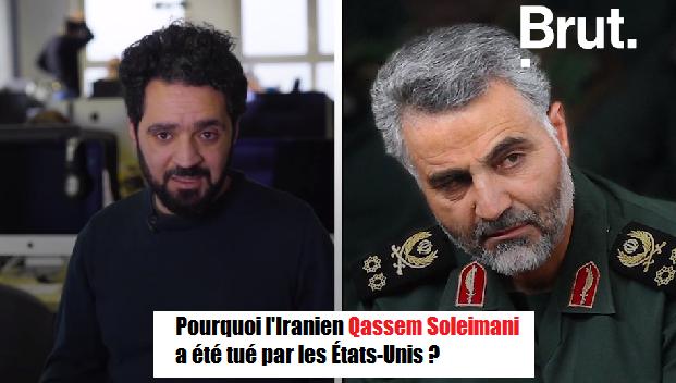 Pourquoi Qassem Soleimani a été tué par les États-Unis ? | VIDÉO