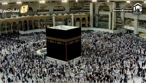 Adhane ce soir à la Mecque ! | #VIDEO