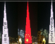 Les Emirats illuminent leur tour aux couleurs de la Chine | VIDEO