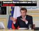 Emmanuel Macron candidat pour 2022 | HAMID CHRIET