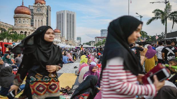 La Malaisie commence le Ramadan demain Vendredi !