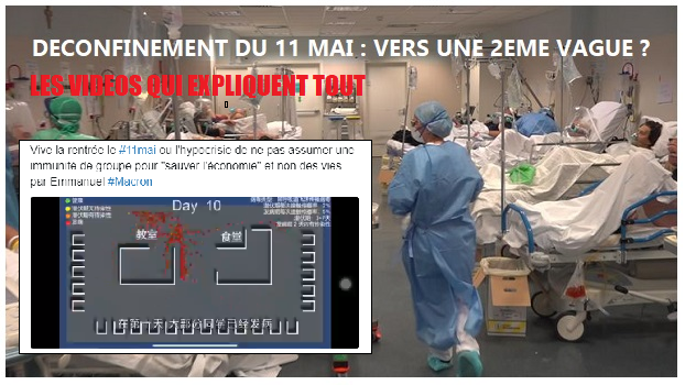 DECONFINEMENT DU 11 MAI : VERS UNE 2EME VAGUE ?