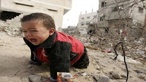GAZA : LA PAUVRETE TOUCHE 90% DE LA POPULATION !