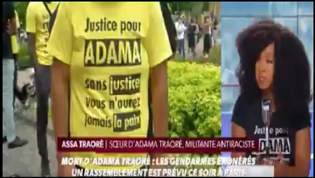 ADAMA TRAORÉ : MANIFESTATION MAINTENUE MALGRÉ L'INTERDICTION