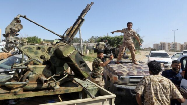 LIBYE : LE BRAS DROIT D'HAFTAR APPELLE l'israel A L'AIDE !