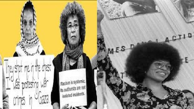 ANGELA DAVIS: LE LIEN ENTRE BLACK LIVES MATTER ET LA CAUSE PALESTINIENNE #VIDÉO
