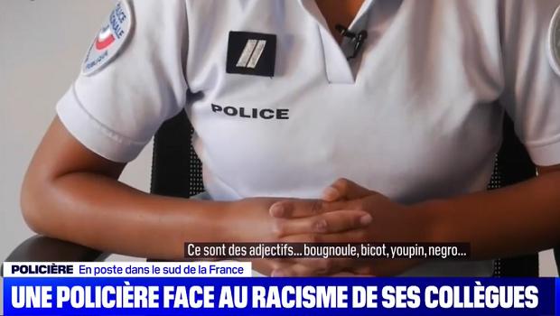 """POLICE: """"BOUGNOULE, BICOT, NÉGRO, YOUPIN, C'EST RIGOLO POUR EUX!"""", ELLE DÉNONCE SES COLLÈGUES! #VIDÉO"""