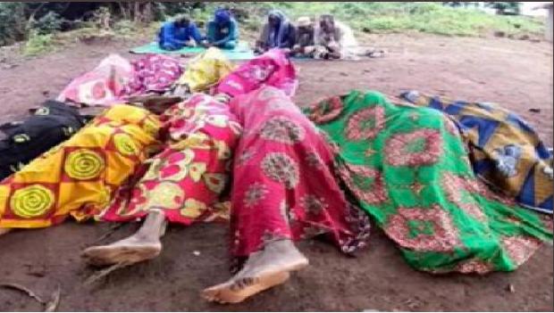 CENTRAFRIQUE : MASSACRE DE FEMMES MUSULMANES !