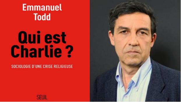 "EMMANUEL TODD FACE AU ""TERRORISME INTELLECTUEL"" PRO CHARLIE HEBDO !"