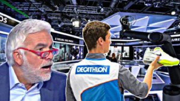 DECATHLON BOYCOTTE LA CHAINE CNEWS !