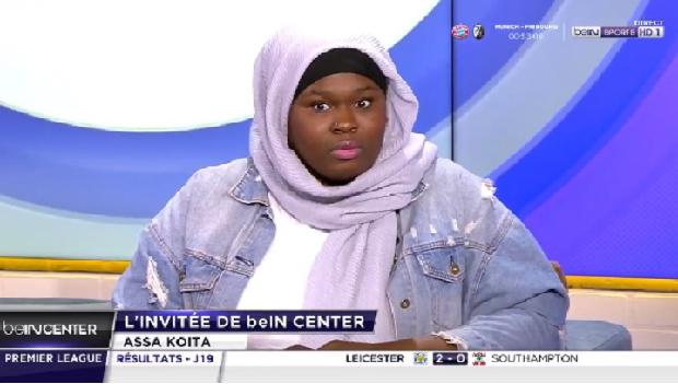 """ASSA KOÏTA : """"MON VOILE M'A COUTÉ MA PLACE EN ÉQUIPE DE FRANCE''"""