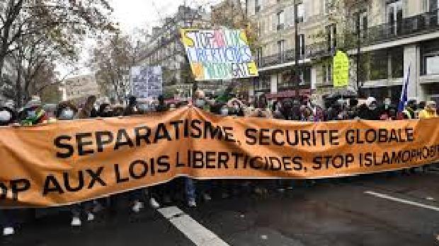 """DES ASSOCIATIONS CONDAMNENT LA LOI """"SÉPARATISME"""" !"""