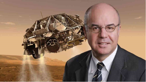 ROBOT ENVOYÉ SUR MARS: LE SCIENTIFIQUE ALGÉRIEN NOUREDDINE MELLIKICHI FÉLICITÉ APRÈS LE SUCCÈS DU PROJET !