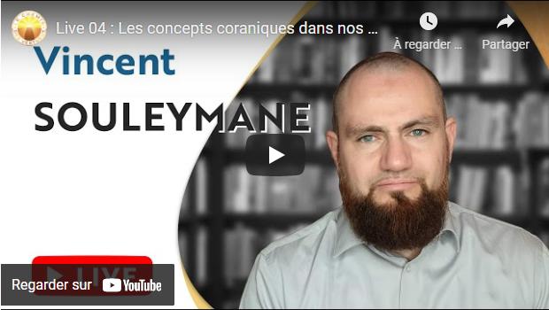 CHANGEONS POUR QUE LE MONDE CHANGE ! - Les concepts coraniques dans nos vies par Vincent Souleymane